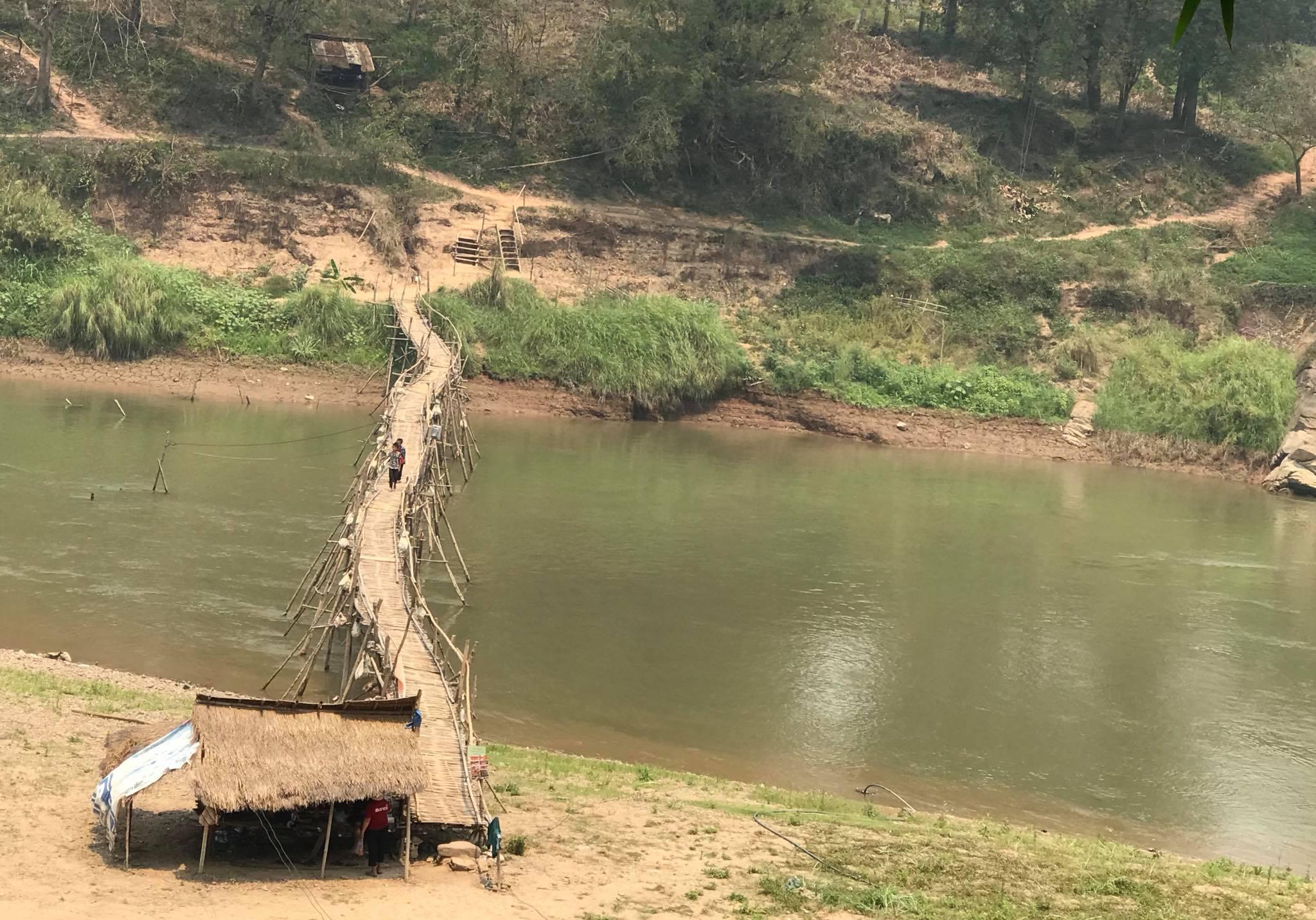 SUP Wilderness Adventures Laos Luang Prabang bamoo bridge.jpg