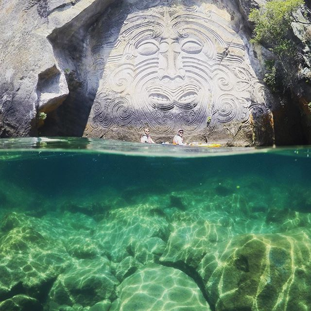 Is been wanting to visit this place for decades and it sure wasn't easy to reach bu SUP. It involved a hike through the bush and a paddle along the shoreline but the destination couldn't have been more rewarding.  #sup #paddleboarding #maorirockcarving #nz #aotearoa . . . . .  #instapassport #aroundtheworldpix #ig_masterpiece #campinassp #flashesofdelight #travelog #mytinyatlas #visualmobs #theglobewanderer #forahappymoment #exploringtheglobe #travelon  #instapassport #aroundtheworldpix #ig_masterpiece #campinassp #flashesofdelight #travelog #mytinyatlas #visualmobs #theglobewanderer #forahappymoment #exploringtheglobe #supwildernessadventures #suptours @best_newzealand_photos @supwildernessadventures