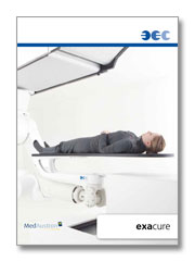 BEC Medical - exacure patient positioning
