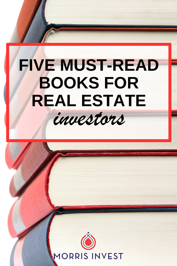Five must-read books to learn about the best investing strategies, taxes, business principles, and more.