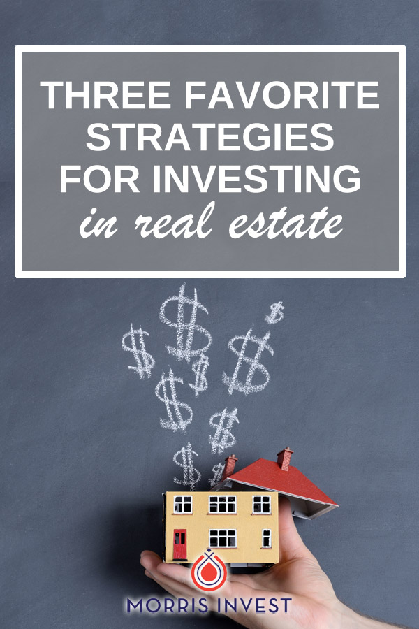 There are few different methods you can use to create income from your properties. For the most part, you'll have to choose one strategy to primarily focus on in your real estate business. But how do you decide which strategy is right for you?