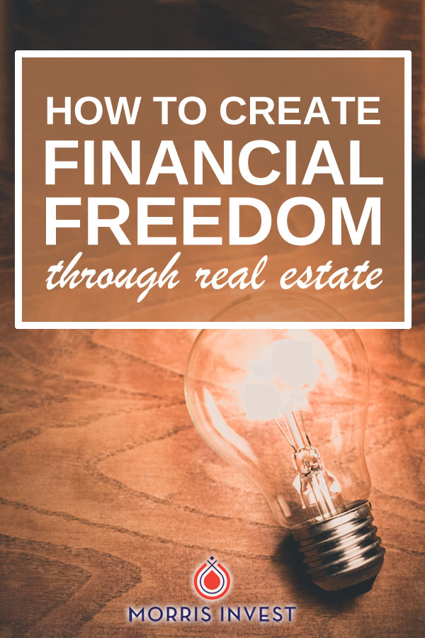 We all want the same things: to have enough money to cover our expenses, to not have to worry about finances at retirement, and to spend our spare time with our families. The best way to meet all of those goals simultaneously is to create passive income through real estate investing.