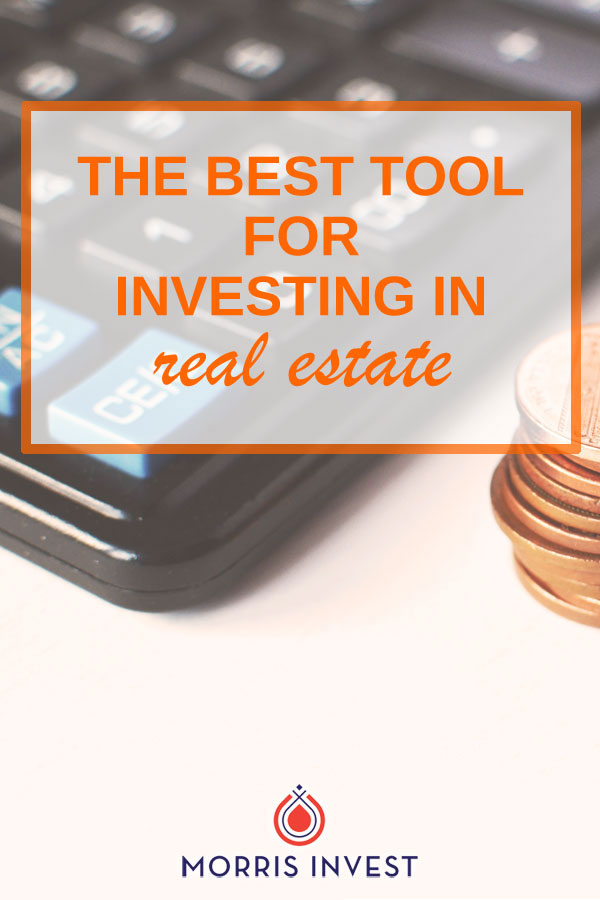 What does it take in order to be a successful real estate investor? As long as you're in the right mindset, there's not much you need. However, there's one tool that is an absolute necessity to succeed as a real estate investor.