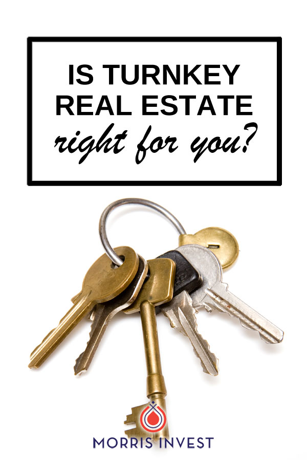 Is turnkey real estate investing right for you?