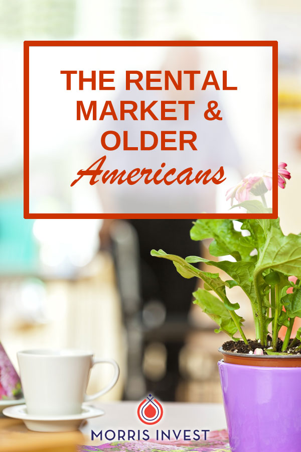 Many older Americans struggle to find housing that meets both their needs and finances | rental market