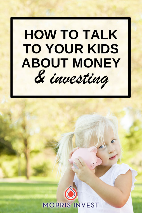 Managing money is a crucial life skill, so we take the duty of teaching our children about wealth building very seriously. Since we were raised with opposite beliefs about money, we've been able to analyze what we believe is the best way to talk to our children about money, cash flow, and income.