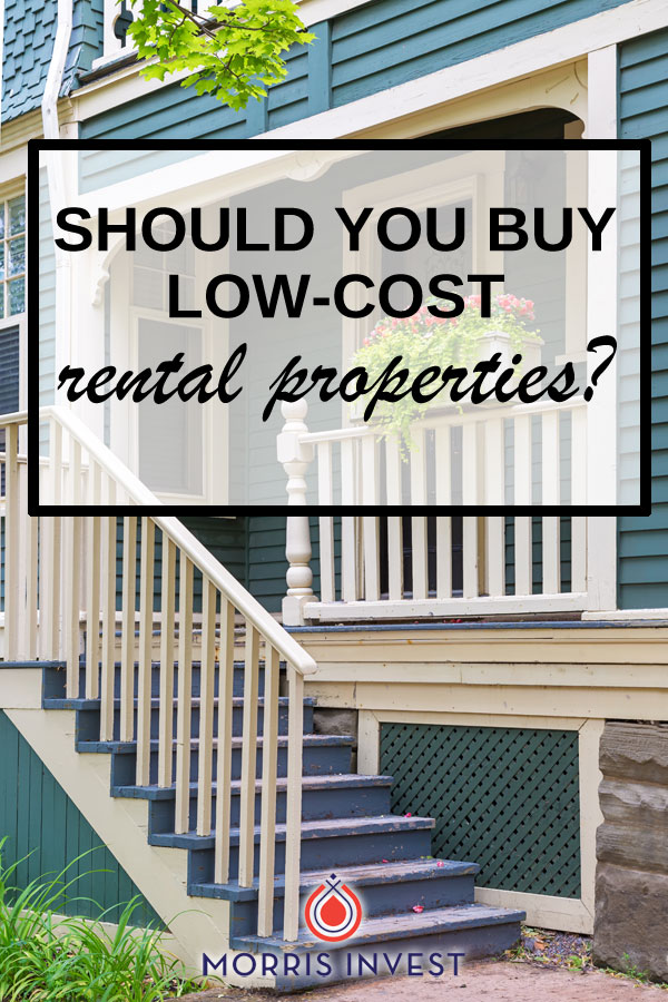 Some people say you can't make money on low cost properties. They argue that affordable homes are in unsafe neighborhoods, with unstable tenants and high crime. But is this really true?