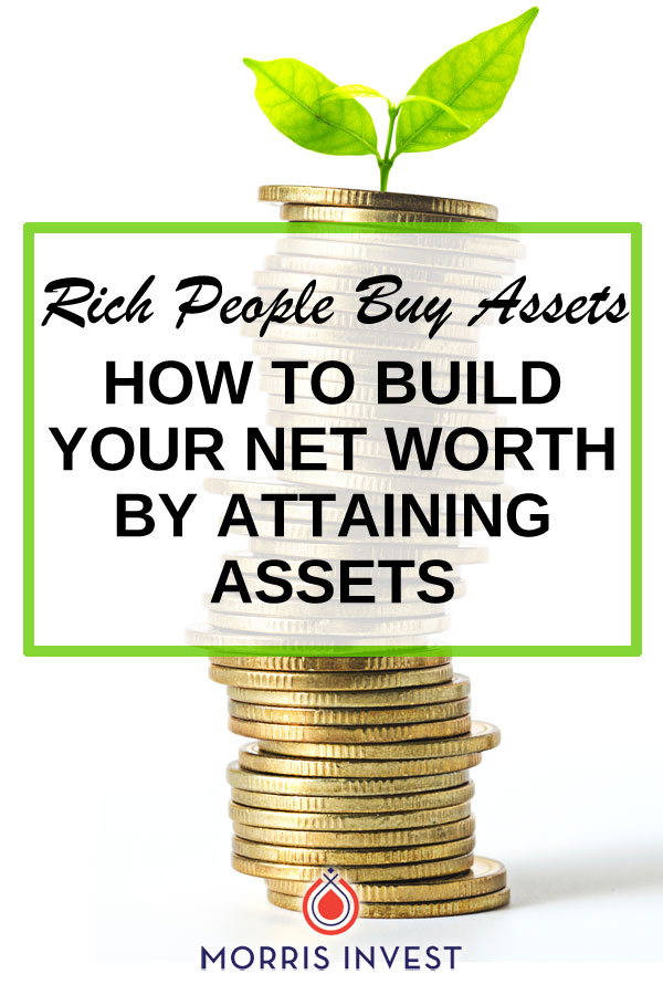 True wealth building is built through creating wealth. This is attained through four asset classes that wealthy people buy: businesses, real estate, commodities, and mutual funds.