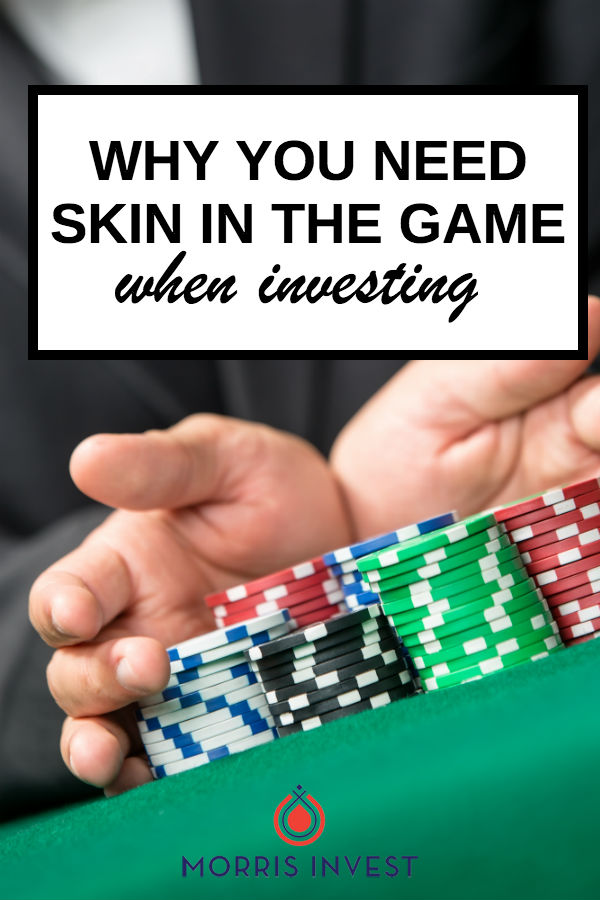 This episode of Investing in Real Estate talks about the importance of having skin in the game in a deal. (Plus what that means.)