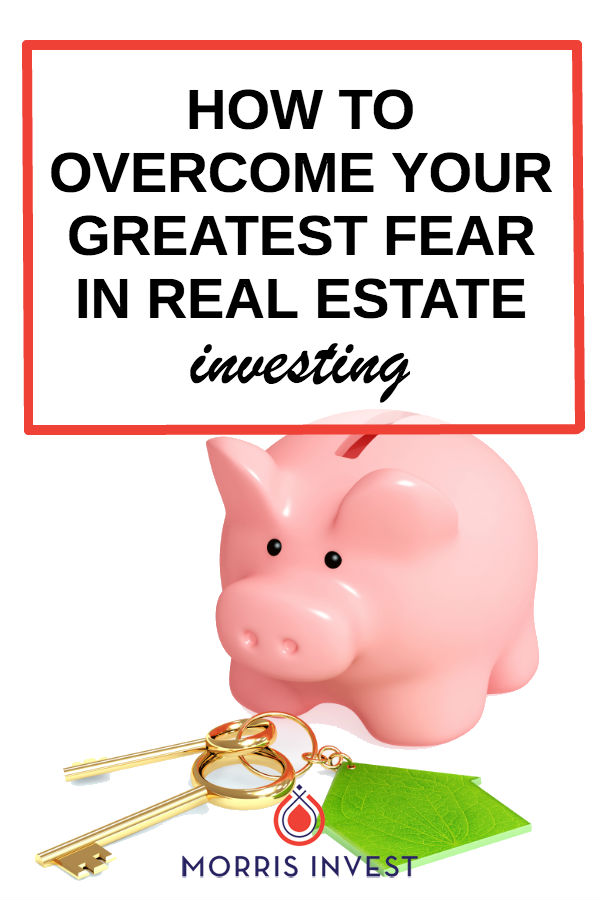 What do you perceive to be your biggest obstacle when it comes to investing in real estate? Are you concerned about money? Are you worried about your debt, or your credit score?