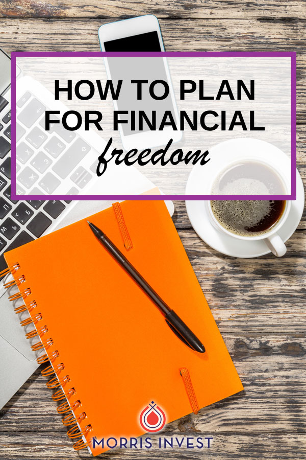 It's so powerful to set a clear goal, and start moving toward it. Success rarely happens by chance. Especially if your goal is financial freedom, it's not just going to fall into your lap. I've found that the best way to create financial freedom is through real estate investing. And the best way to get started is to set a clear, attainable goal. That's why I've created the Financial Freedom cheat sheet.