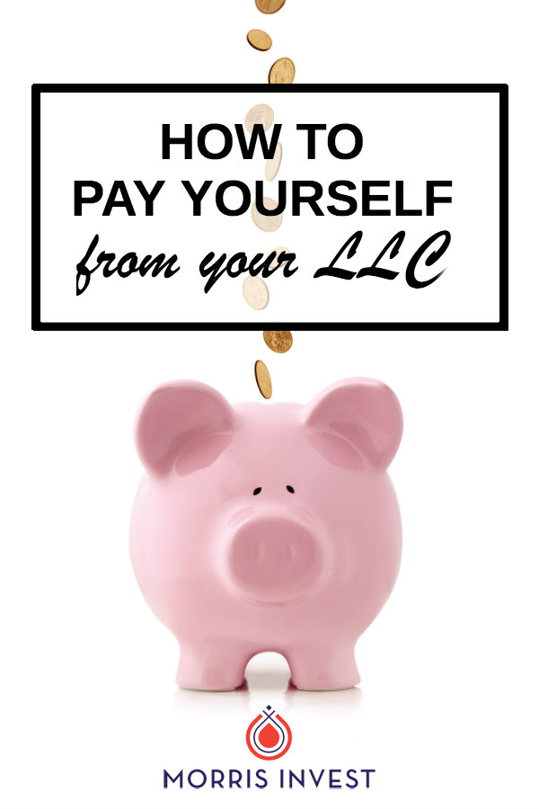 How to use the money in your LLC's bank accounts - plus mistakes we made that you'll want to avoid. | Real estate investing | Small business