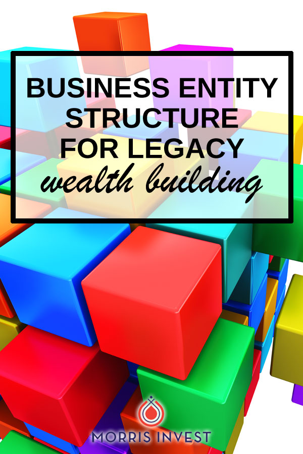 Have you ever wondered how to set up your business entities in a way that not only protects your assets, but also allows you to build long-lasting wealth for your family? If so, this is for you!