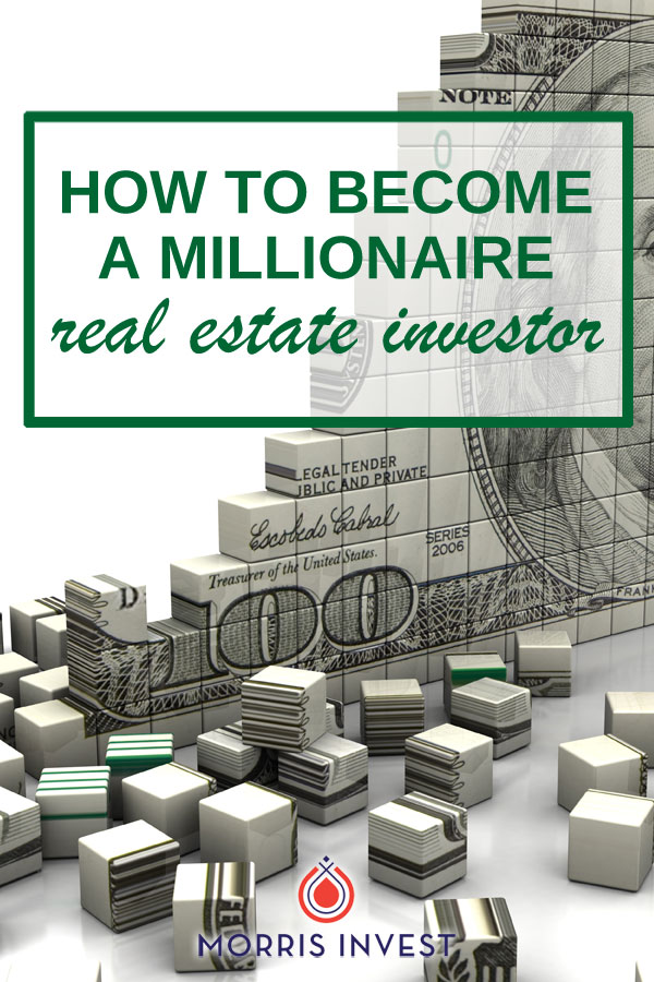 What does it take to become a millionaire real estate investor? In this podcast, l share my personal experience, and walk you through a step-by-step process you can use to build your portfolio.