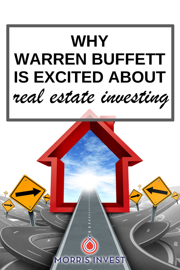 Recently, Warren Buffett has educated himself on the real estate market, and he has shifted his overall strategy. On this episode of Investing in Real Estate, I'm discussing his recent moves into the real estate market.