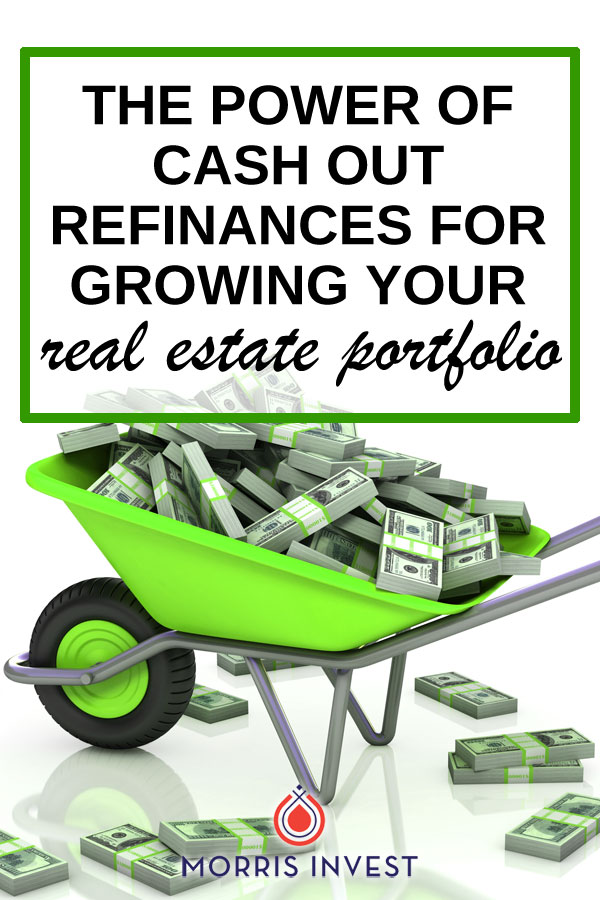 Although they might be stingy with mortgages, banks love to work with investors on cash out refinances. Many investors have utilized this strategy in order to turn one property into a robust portfolio!