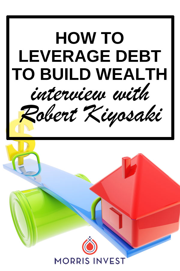On this episode of Investing in Real Estate, Robert Kiyosaki discusses the principles of wealth building, including leveraging debt appropriately, building a strong and successful team, and the tax implications of purchasing real estate investments.