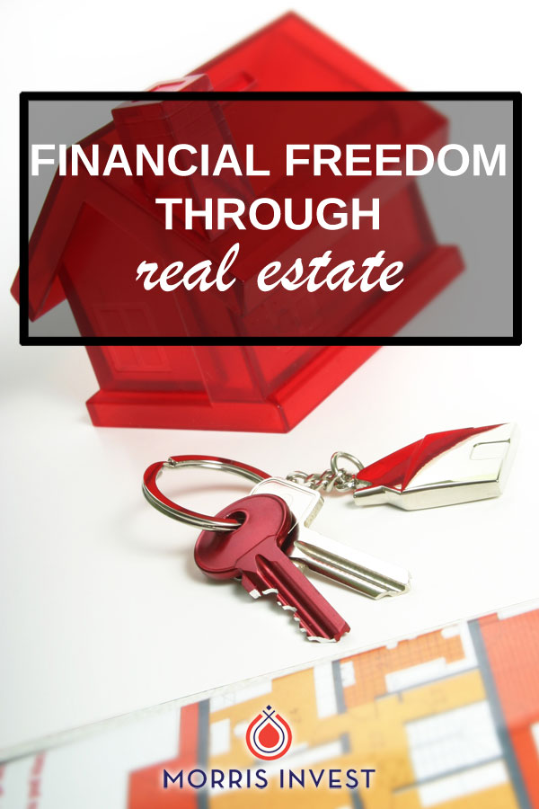 What does financial freedom mean to you? Many people dream about what they would do if they won the lottery, or had a million dollars. While those scenarios are pretty unlikely, there's a realistic plan you can use to create financial freedom.