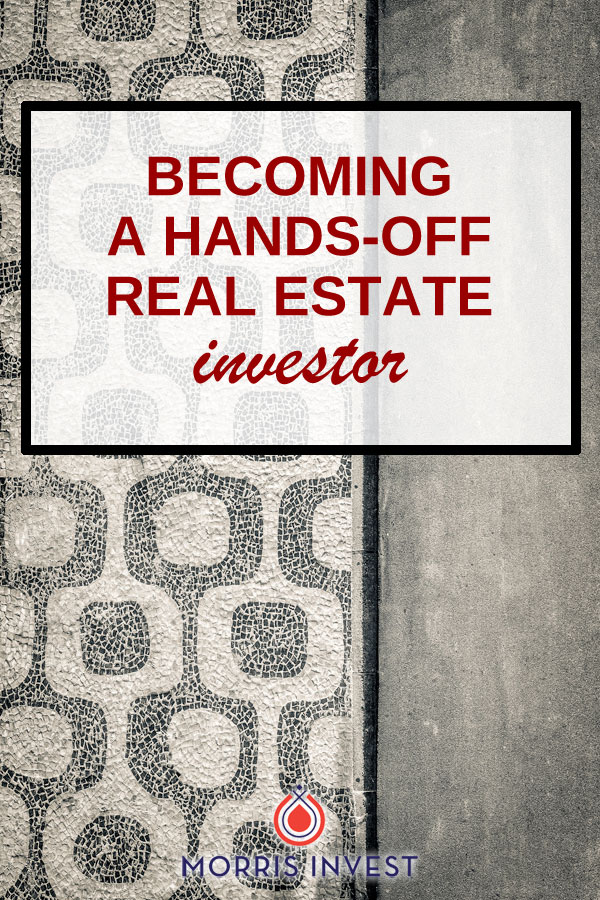 Tips on making real estate investing passive.