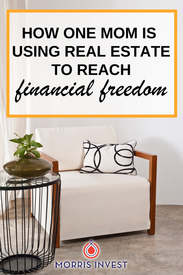 This mom has acquired three properties in just a short period of time. We discuss her route to financial freedom, including her real estate investing process and financing strategy.