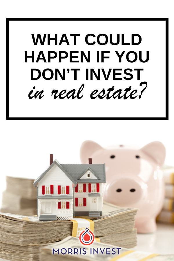 Thembi Bheka talks about her experience with real estate investing, and what could happen if you DON'T invest in real estate.