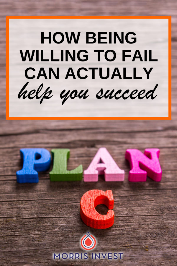 On this episode of Investing in Real Estate, I'm sharing the importance of adopting a growth mindset, and how the willingness to fail can actually help you succeed.