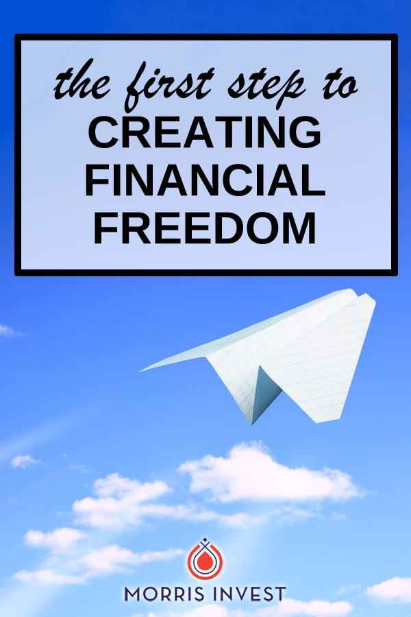 Do you ever wish you had more freedom? Maybe for you that means more money, more time to spend as you wish, or the flexibility to not be tied down by a job. I've got the first step you need to take in order to make that dream a reality in this Freedom Cheat Sheet.