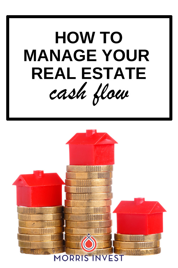 It's incredibly important to have a system in place to account for your cash flow. Here's how to manage it for real estate & other businesses.