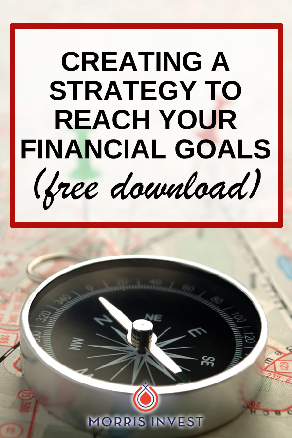 We're giving away a sample spreadsheet so you can see exactly how we plan our short-term financial goals.