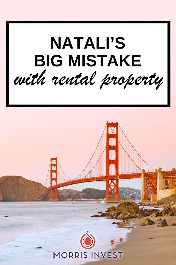 I like to say that all successful real estate investors have experienced failure at some point, and that's certainly true in our family. Last week on the podcast, we shared my real estate mistakes and failures. Today we're bringing you part two of our story—Natali's background, and the roadblocks she's faced on the road to financial freedom.