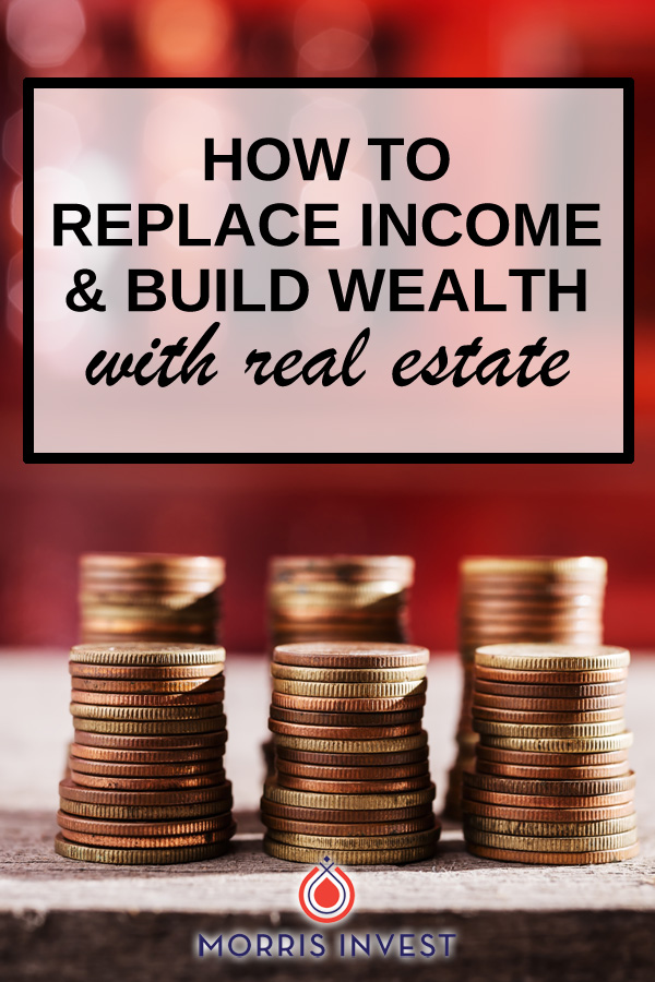 At first, Paul's intention was simply to replace his wife's salary. But now that he's realized the potential of passive income, he's refocused. Paul is aiming to also replace his own salary, so that someday he can retire. He also plans to build legacy wealth to hand down to his daughters.