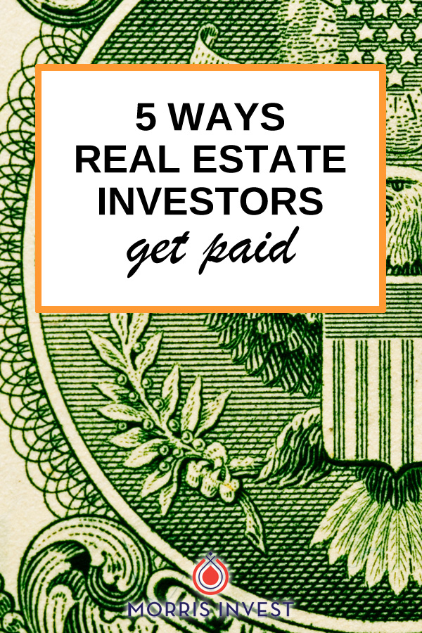 Keith shares what he's learned from becoming financially free, including the five ways real estate investors get paid!