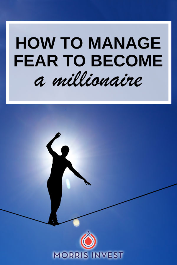 If you want to build enormous wealth for you and your family, real estate investing can help you reach those goals. But many people don't fully pursue this opportunity because they are held back by fear.