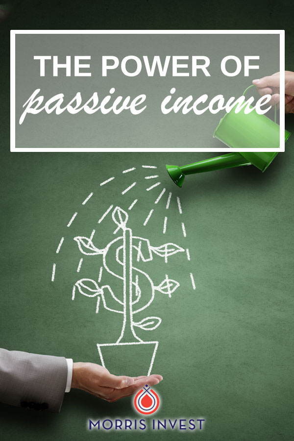 Achieving true financial freedom requires being intentional about finances. If your ideal day looks like a day at the beach, or spending time with your family, passive income can help you get there.