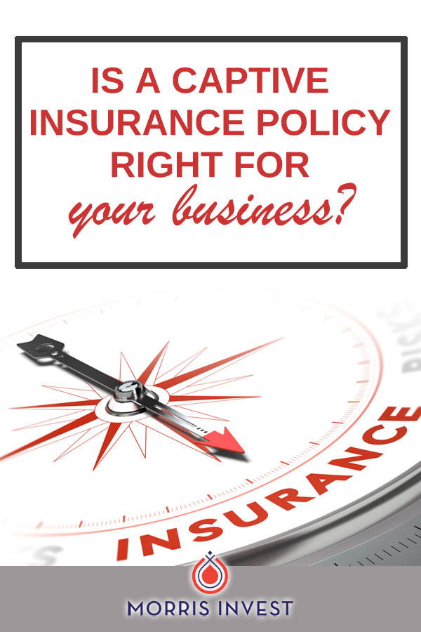Could a captive insurance policy be right for your business? They're meant to cover areas in which the business is not properly insured. Find out more about them in this episode of the Investing in Real Estate podcast.