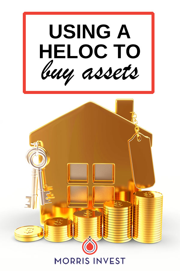 Smart investors know how to leverage, and the strategy of using a HELOC to buy assets can accelerate your real estate portfolio growth.