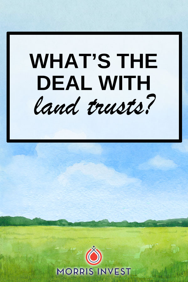 On this episode of Investing in Real Estate, we discus the ins and outs of land trusts: what they are, what their purpose is, and if you should consider using land trusts in your real estate business.