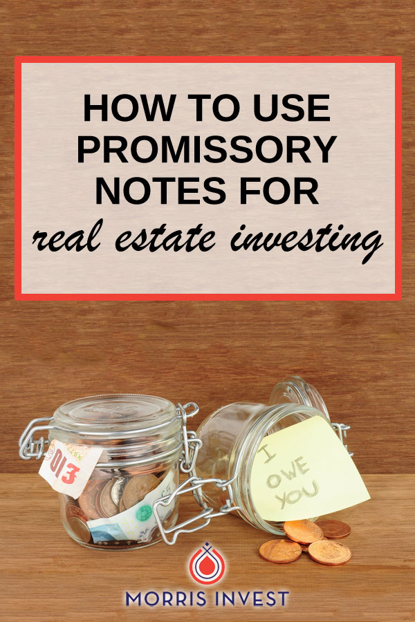 Using promissory notes for real estate investing can be an amazing strategy! Learn what promissory notes are, and how you can use them to grow your real estate business.