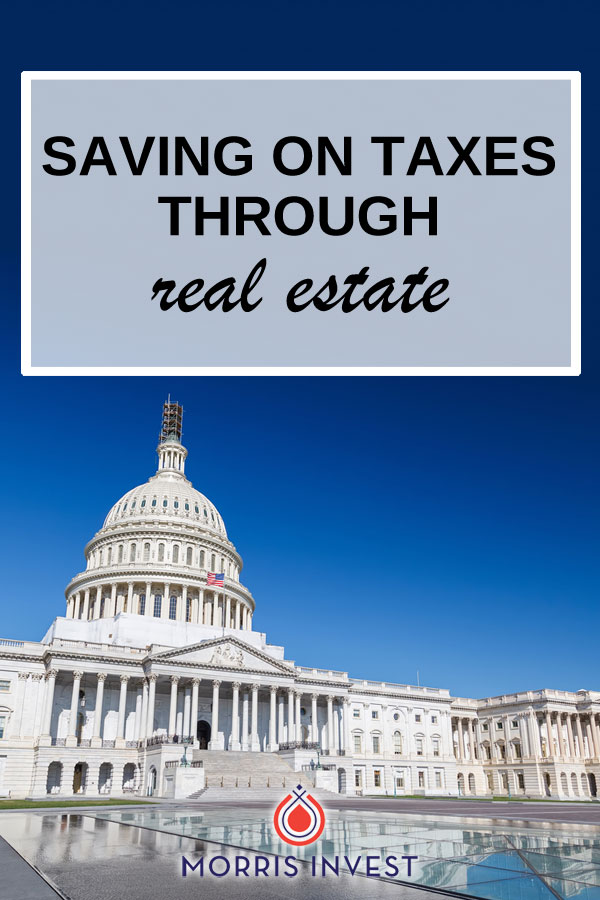 Taxes are the number one way that real estate investors make money. So if you find yourself owing more than you'd like in taxes, it's time to start playing by the rules of the game.