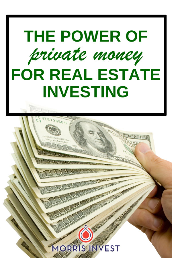 Is it possible to invest in real estate with no money? Can you purchase a property with no real estate experience under your belt? ABSOLUTELY! This might sound like a wild idea if you've never heard of it before, but the world of private money is huge!