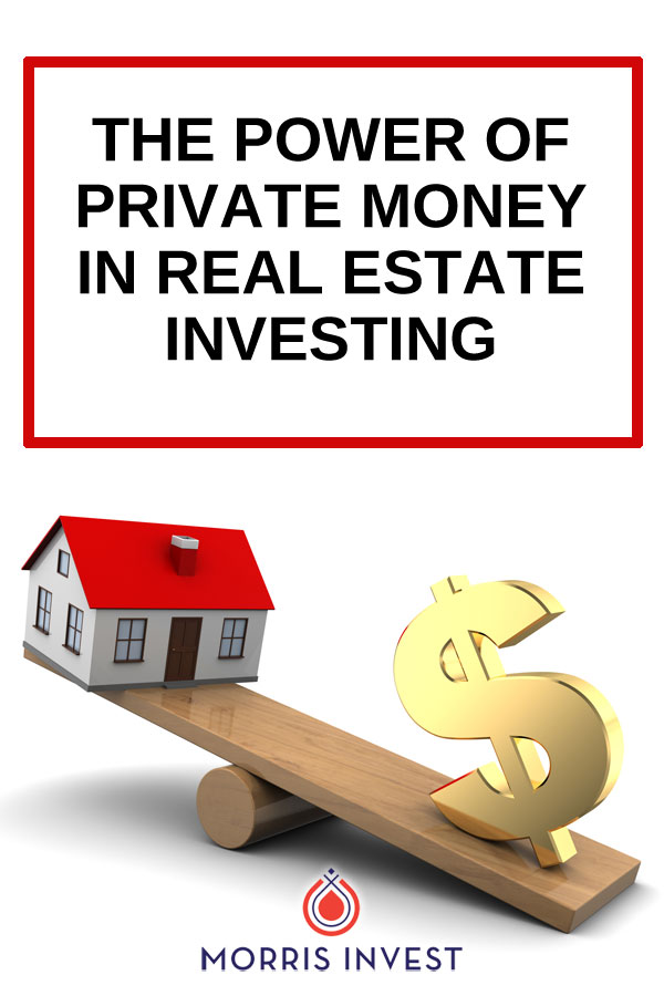 Have you ever wondered how to find private money? Are you scared of the idea of approaching a private lender? If so, today's guest can help you change your perspective and start accessing private capital in order to take your business to the next level!