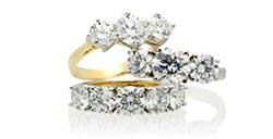 Diamond Eternity Rings
