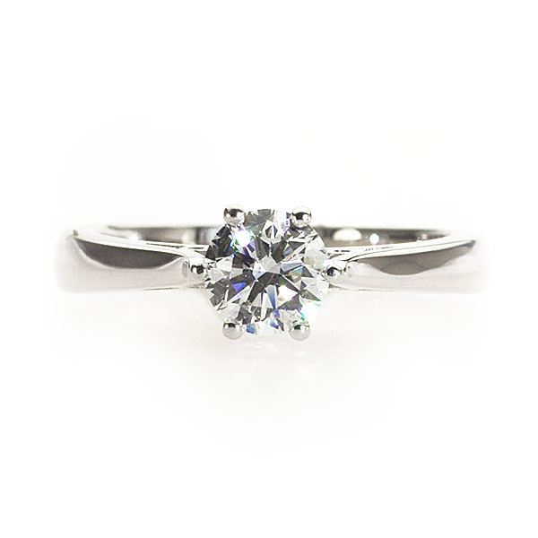 Cleopatra Solitaire Ring