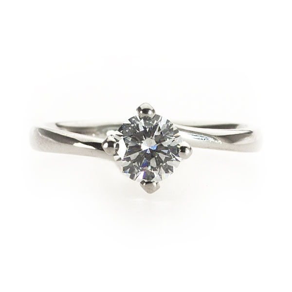 Rosanna Solitaire Ring