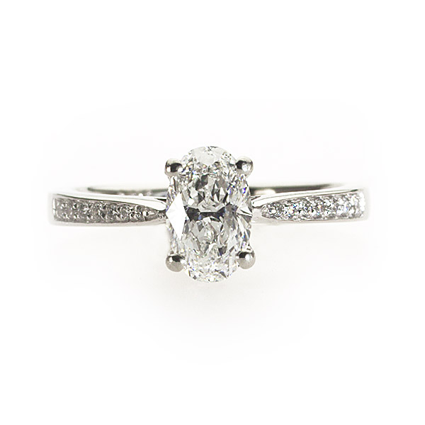 Paloma Special Solitaire Ring