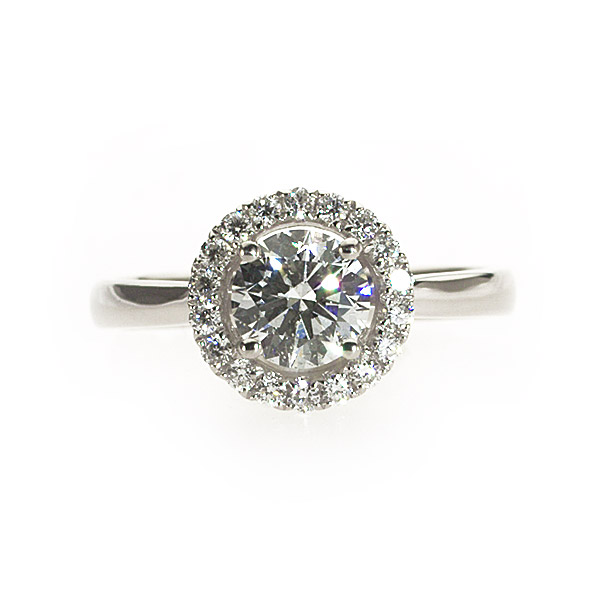 Hope Vintage Solitaire Ring