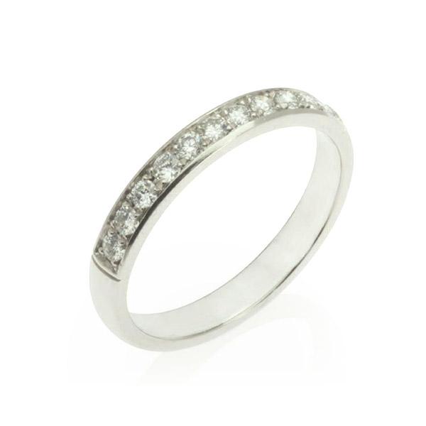 Ariana Women's Wedding Band Ring
