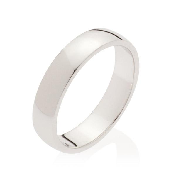 Pluto Men's Wedding band Ring