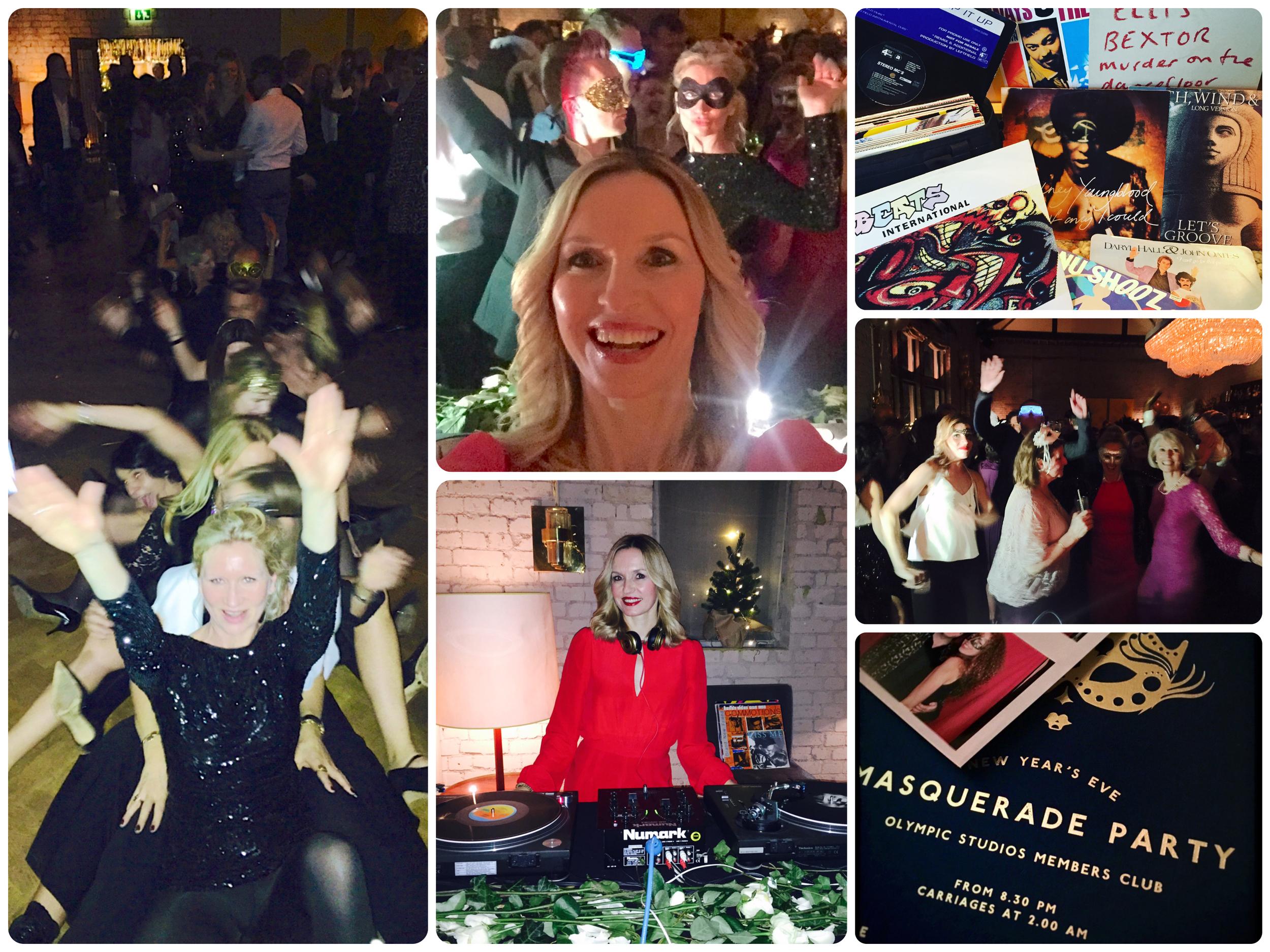 Female DJ Vinyl Jen, London DJ, Party DJ, Event DJ