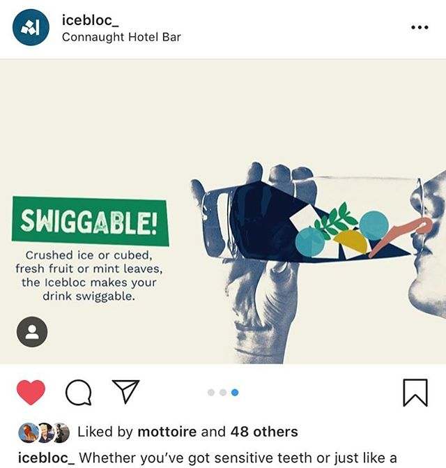 We're incredibly proud of our friend and 6-a-side specialist @ade_the_grenade who's invented an ingenious eco friendly alternative to the straw, which makes our gin and tonics taste a whole lot bloody better. If you like a clinky drink then get on over there and see what he's doing. #icebloc #woodpeckers #villagecricket
